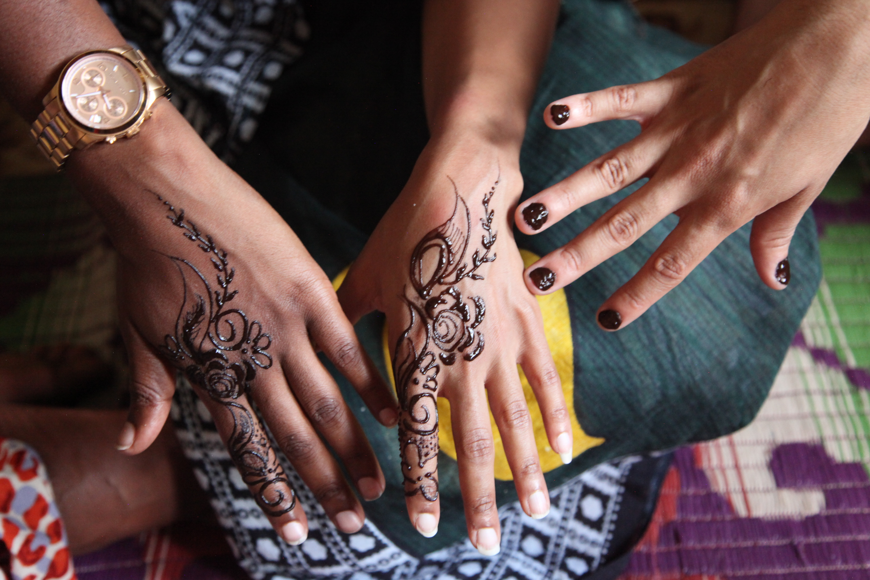 The Power of Henna