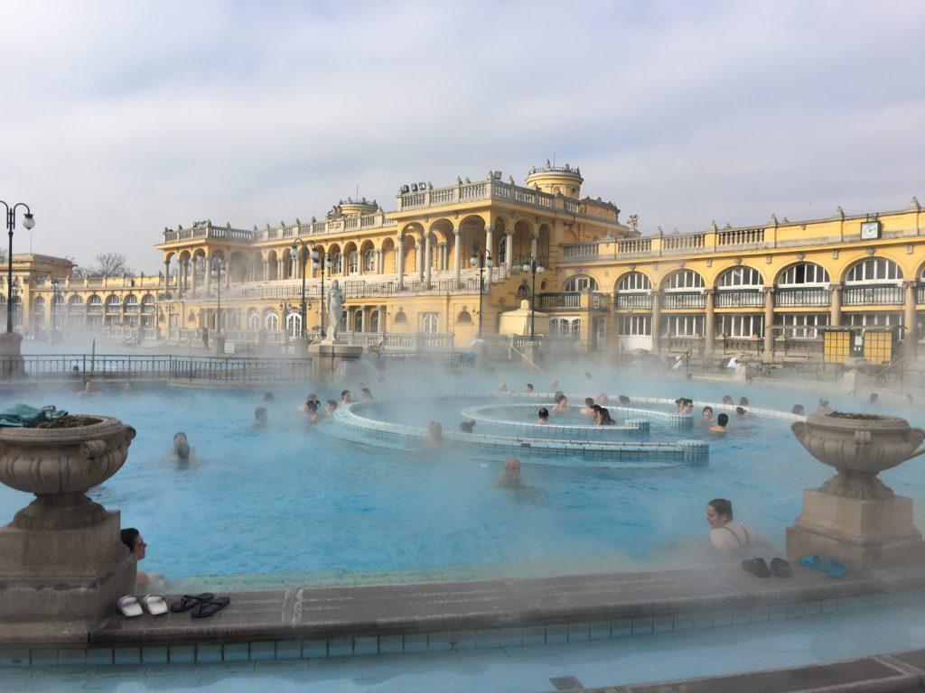 Budapest Ancient Baths