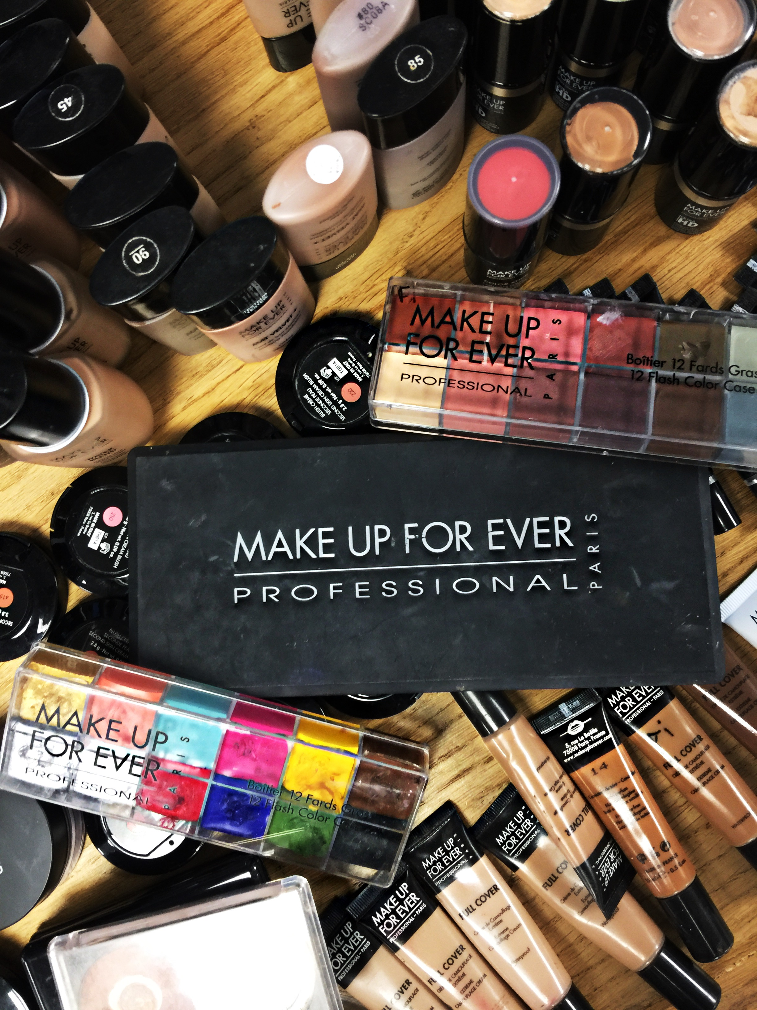 Makeup Forever Academy Paris